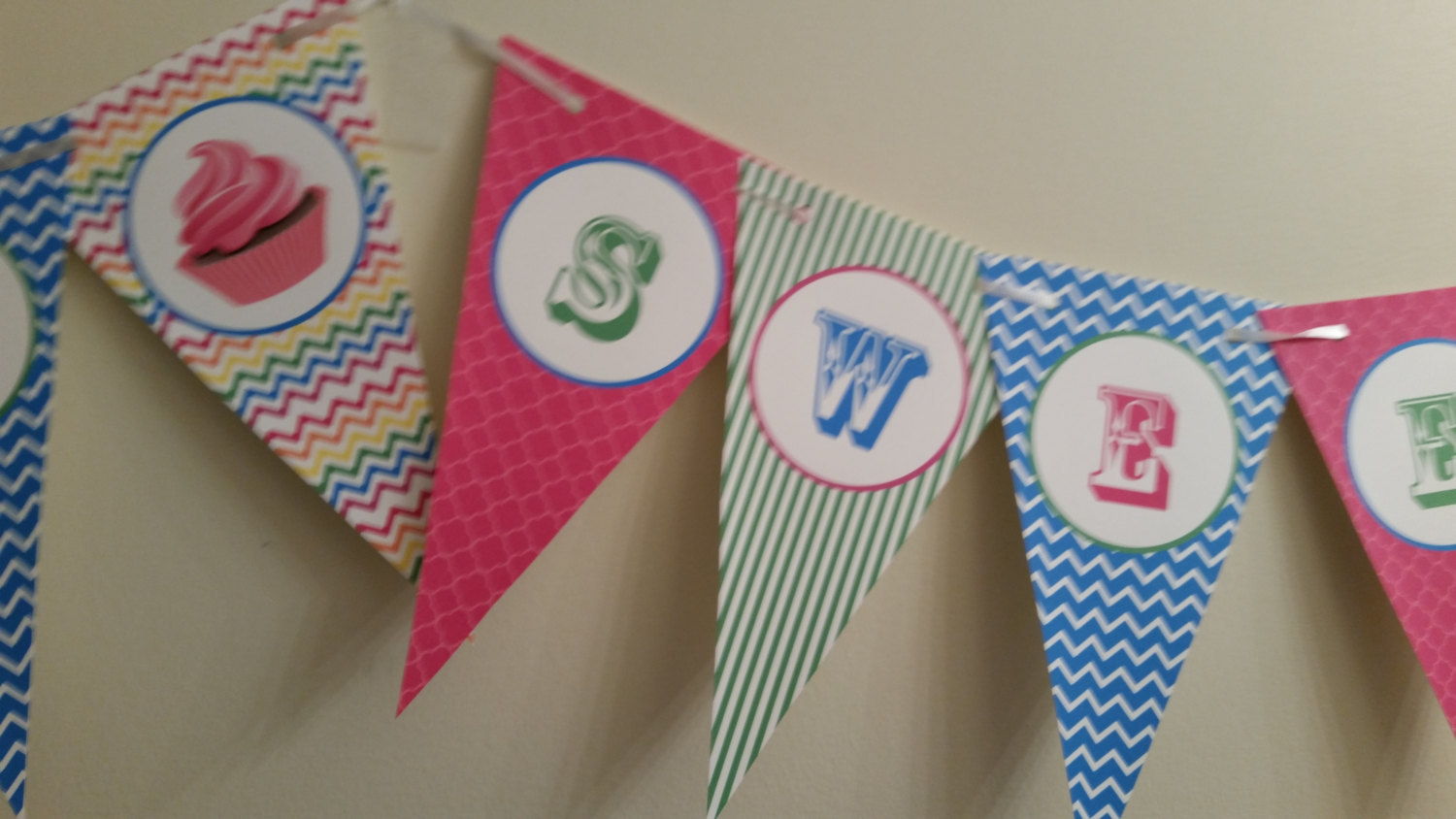 Candy sweet shoppe banner