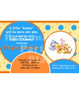 Tigger Baby Shower Invitation - $8.99