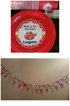 Little Einsteins plates, cups and banner for birthday parties - $55.95