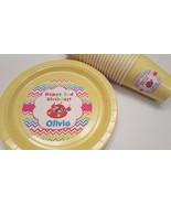 Little Einsteins plates & cups | Little Einsteins plate and cups for bir... - $34.99