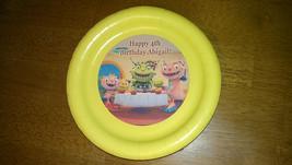 Henry Hugglemonster birthday plates - $39.99