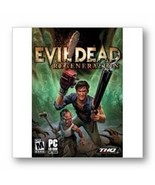 Evil Dead: Regeneration [video game] - $45.07