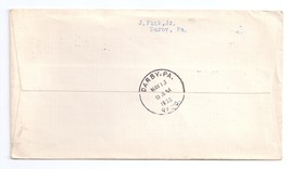 Alexandria VA George Washington Masonic National Memorial Dedication.Cover 1932 image 2