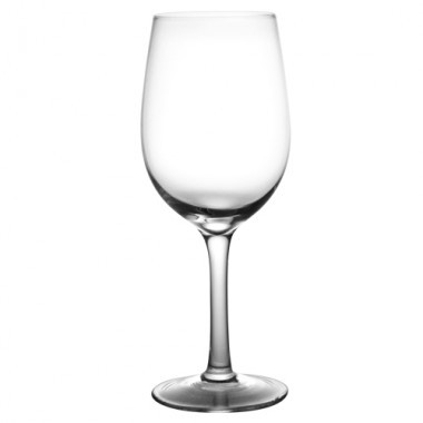 12 oz barconic wine glass