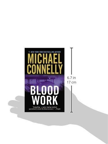 Blood Work [Mass Market Paperback] [Oct 01, 1998] Connelly, Michael