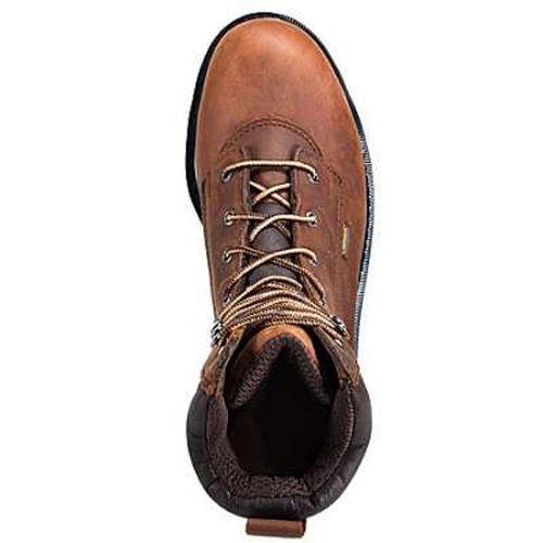 "Carhartt 3908 Men's Steel Toe Water Proof  8"" Work Boots - Size 8-D"