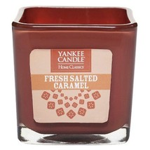 YANKEE CANDLE Fresh Salted Caramel Scented Medi... - $23.28