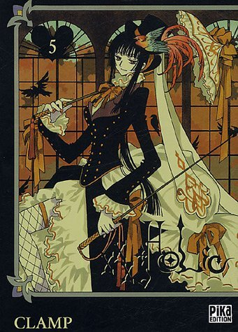 XXX Holic, Tome 5 (French Edition) [Tankobon Softcover] CLAMP