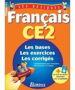 Les Basiques : Français, du CE2 au CM1 - 8-9 ans (+ 1 livret de dictées)... - $29.40