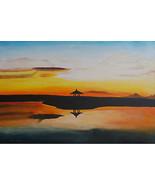 24x35 inch Acrylic Painting Original Hand Paint... - $145.00