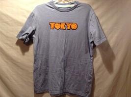 Great Condition Old Navy Medium Cotton Blend Periwinkle Orange Maroon TOKYO