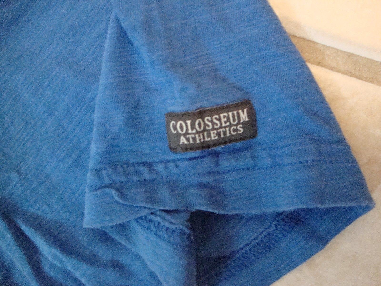 NCAA Florida Gators University Sportswear Fan Apparel Blue T Shirt Size M