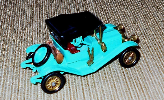Matchbox Lesney Models of Yesteryear 1911 Maxwell Roadster Y-14, Made in England