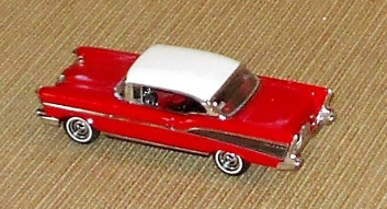 Matchbox Oldies But Goodies Collection (1996) - 1957 Chevrolet Bel Air DYG02
