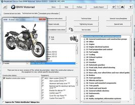 2014-2015 BMW R nineT ( Scrambler ) RepROM Service Manual on a DVD - $15.00