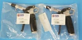 LOT OF 2 NEW COILHOSE PNEUMATICS TYP-2500 1/4'' TYPHOON BLOW GUNS, BAGGED image 1