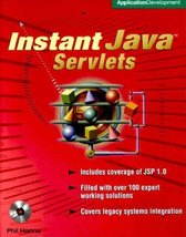 Instant Java Servlets (Book/CD-ROM package) [May 22, 2000] Phil Hanna - $31.36