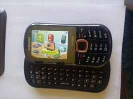 Samsung SCH-U460 Intensity II Verizon Cellular Phone Slider Keyboard GPS. - $45.00