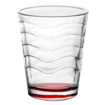 1.75 ounce Red Wave Shot Glass (Box of 12) - $44.99