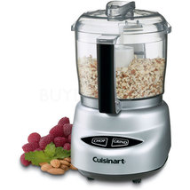 Cuisinart DLC-2ABC Mini Prep Plus Food Processor - Brushed Chrome - $50.00