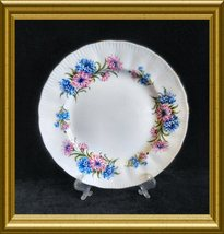 Paragon Bone China Salad Plate in the F54e pattern with gold trim - $10.00