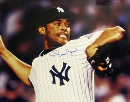 MARIANO RIVERA Autographed Hand SIGNED 16X20 Photo NEW YORK YANKEES w/COA  - $250.00