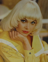 ANN JILLIAN SIGNED AUTOGRAPHED 8X10 PHOTO W/COA TO STEVE IT'S A LIVING M... - $40.00