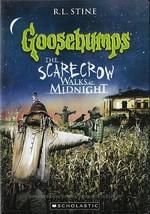 DVD - Goosebumps: The Scarecrow Walks At Midnight (1996) *R.L. Stine / S... - $9.00