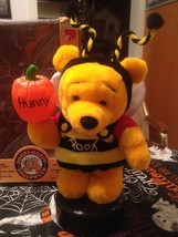 Vintage The Disney Store Exclusive Winnie The Pooh Bumble Bee Animated F... - $49.49