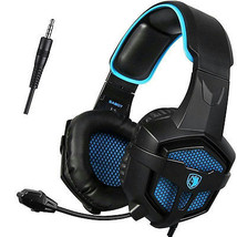 Sades SA-807 Gaming Headset with Microphone - $26.72