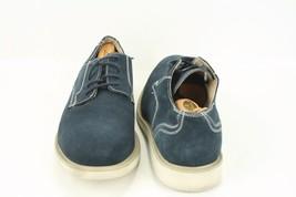 "Florisheim Mens 11 1/2"" M Leather Uppers/Linings Blue Balance Manmade Ma... - $29.99"