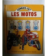 Les motos [Unknown Binding] - $14.70