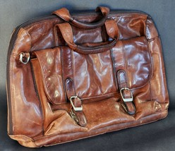Samsonite Leather Tote Bag in GREAT SHAPE ! - $89.00