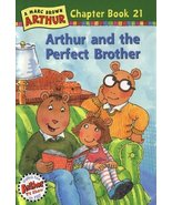 Arthur and the Perfect Brother: A Marc Brown Arthur Chapter Book 21 (Mar... - $45.07
