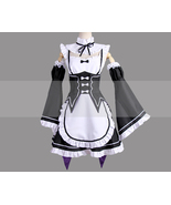 Re zero rem ram cosplay maid uniform costume thumbtall
