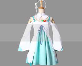 Re:Zero Emilia Cosplay Casual Dress Outfit Buy - $108.00