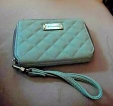 Steve Madden light green Wristlet wallet - $10.00