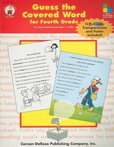 Guess the Covered Word for Fourth Grade Kohfeldt, Joyce and Collier, Helen - $9.79