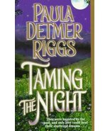 Taming the Night Riggs, Paula Detmer - $9.79