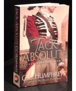 Jack Absolute [Mass Market Paperback] C. C. Humphreys - $9.26