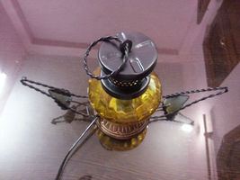 Vintage Lantern Lamp Designer Nautical Handcraf... - $69.00