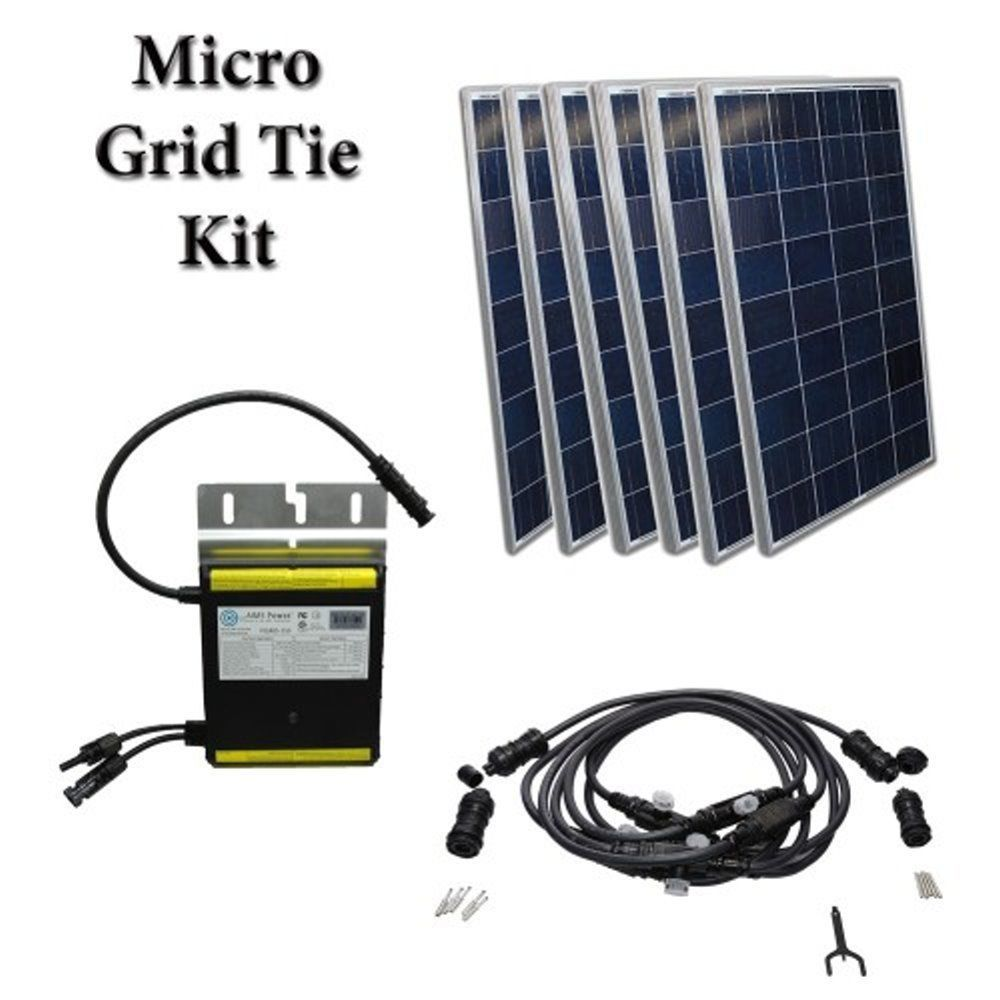 residential grid tie solar systems - photo #17