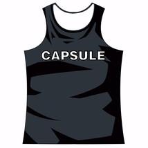Teen Trunks Capsule Black 3D Fitness Gear Tank Top - $23.99