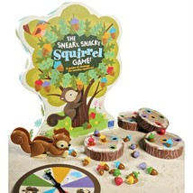 The Sneaky Snacky Squirrel Game 2-4 Players Age 3+ Educational Insights ... - $24.15