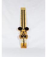 Vintage Disney Disneyland ruler Mickey Mouse slide conversion ruler - $11.87