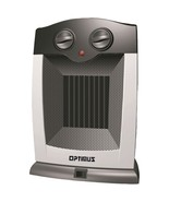 Optimus H-7248 Portable Oscillating Ceramic Heater with Thermostat - $67.10