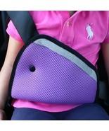 1 Car Safe Fit Seat Safety Belt Baby Child Protector Positioner Breathable - $5.50