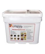 NuManna 200 Meals, Emergency Survival Food Storage Kit, Separate Rations... - $362.36