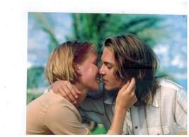 What's Eating Gilbert Grape Johnny Depp 8X10 Color Movie Memorabilia Photo - $6.99