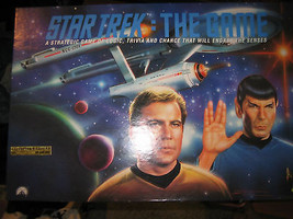 Star Trek:  The Game - Collector's Edition (1992) - $26.72